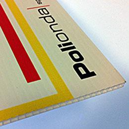 Stampa su supporto rigido plexiglass forex